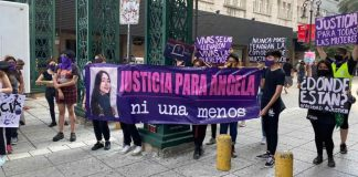 Demandan justicia por la muerte de Ángela