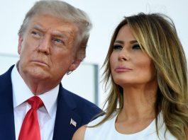 ¡A cuarentena! Donald Trump y su esposa dan positivo al COVID-19