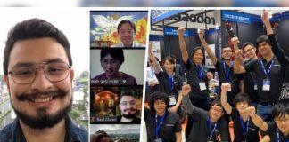 Brilla sonorense en concurso de robótica en Japón