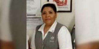 Jefa de enfermeras del ISSSTE, una víctima más del COVID-19