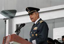 ¡Sin fianza! Salvador Cienfuegos se quedará en prisión