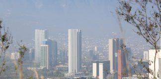 Alerta en NL por mala calidad del aire