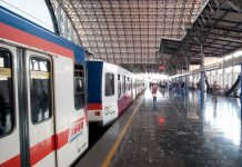 Llegarán vagones de la Línea 3 del Metro esta semana