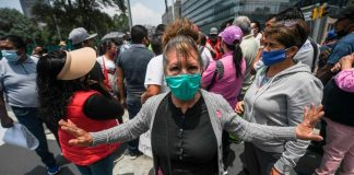 México, con más de 1.1 millones de casos COVID-19
