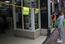Cierre de negocios, un golpe a la economía regia: Canaco