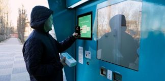 ¡Ya hay pruebas COVID-19 en máquinas expendedoras!