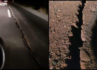Así fue el sismo de 6.4 que sacudió a Argentina