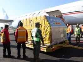 Llega nuevo cargamento de vacunas a Nuevo León