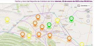 Nada saludable: Así es la calidad del aire en NL