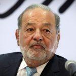 Y ahora Carlos Slim da positivo a COVID-19