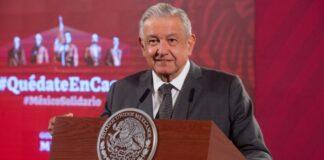 López Obrador pide ahorrar energía eléctrica