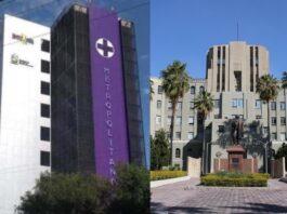 Hospitales Universitario y Metropolitano, de los mejores de México