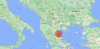 Sismo 6.3 sacudió el centro de Grecia