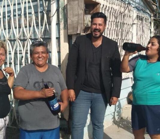 mauricio de alejandro caguamas cerveza tamaulipas