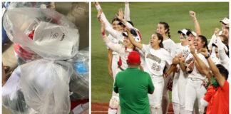 seleccion mexicana softbol olimpicos uniformes
