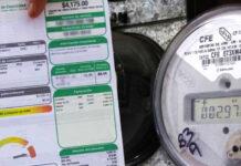 CFE-DAC-aumento de tarifas electricas domesticas de alto consumo CFE