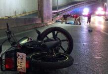 accidente motocicleta monterrey