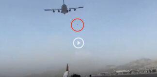 afganistan avion talibanes