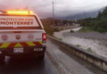 """En caso de llegar """"Grace"""", Monterrey esta listo con vigilancia permanente"""