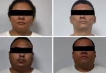 Son en total 7 los policías municipales detenidos por el secuestro de un ciudadano, cometido durante su horario de trabajo; entre los detenidos está una mujer de 35 años.