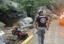 santiago nuevo leon motocicletas muertes