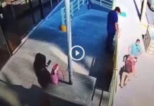 video ataque escolta de manuel de la o