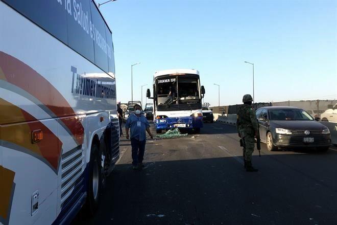 accidente caravana