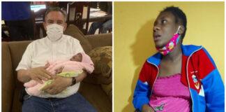 bebe haitiana migrantes nuevo leon monterrey