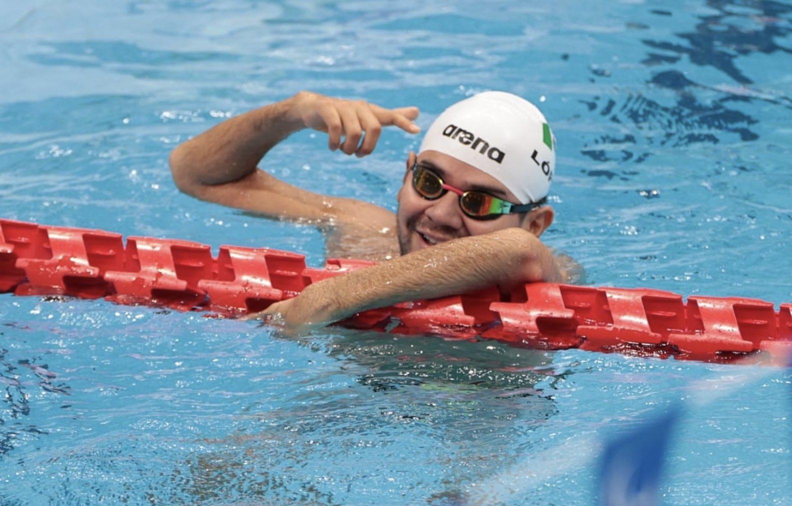 diego lopez medalla de oro paralimpicos