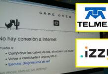 internet izzi telmex