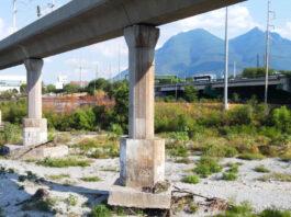 metro metrorrey columnas danos proteccion civil