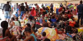 migrantes haiti