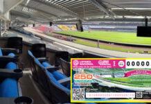 palco estadio azteca premio mayor loteria nacional